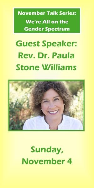 message Paula Stone Williams