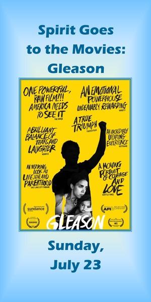 message gleason 2