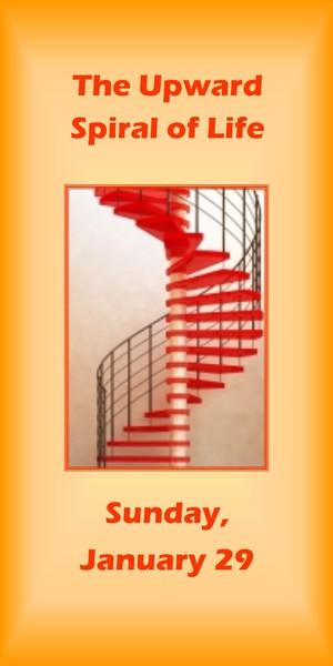 message upward spiral