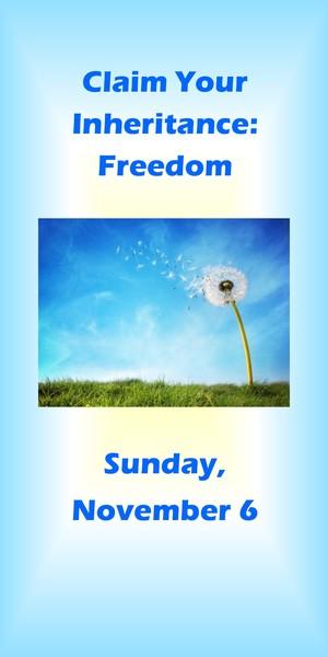 message  freedom