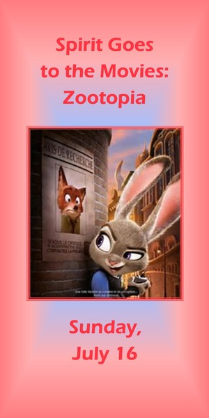message zootopia