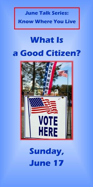 message citizen