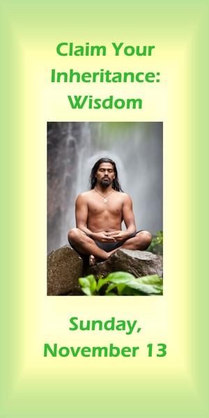 Message wisdom 3