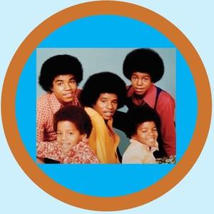 Jackson 5 circle blue