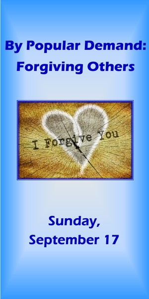message forgiveness