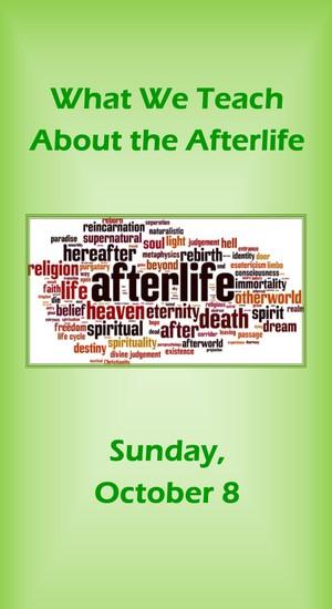 message afterlife 2