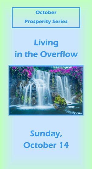 message Living in the Overflow